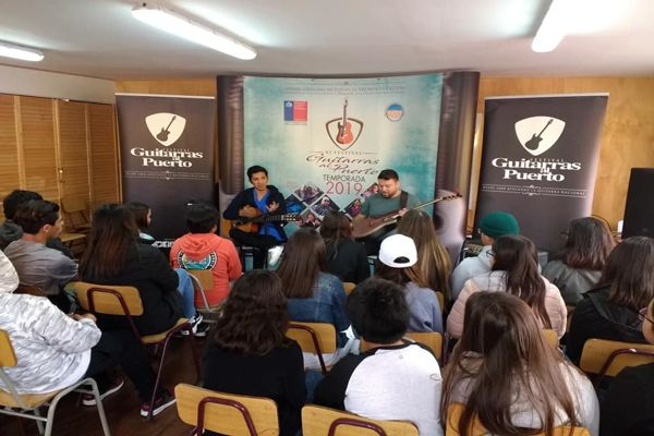 Nueva versión de festival Guitarras al Puerto   recorrerá seis comunas de Atacama