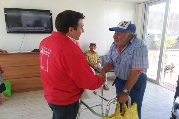 Seremi del trabajo inicia pago de pensiones del Pilar Solidario en sectores rurales