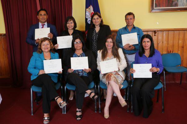 Nuevos lideres educacionales para Caldera