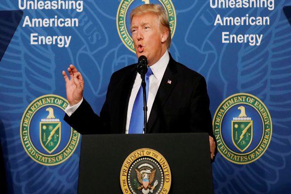 El presidente Donald Trump anuncia el fin de la relación de EE.UU. con la Organización Mundial de la Salud
