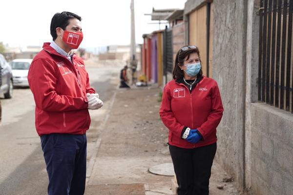 Gobierno entrega 6.000 cajas del plan Alimentos para Chile en Vallenar