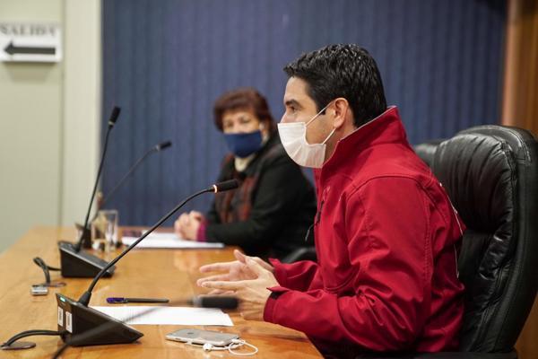 Intendente Urquieta y Consejo Regional aúnan esfuerzos para reactivar la economía en Atacama
