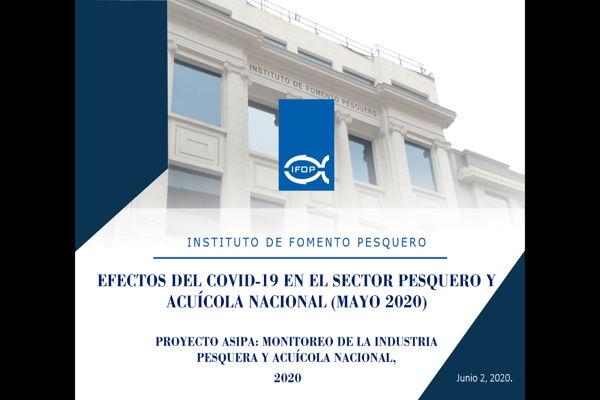 Efectos del Covid-19 en el sector pesquero y acuícola nacional