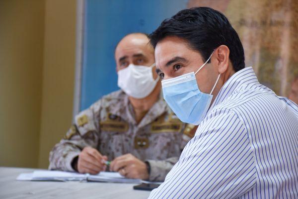 Alto del Carmen registra primer caso con covid-19 por ser la comuna de residencia del paciente