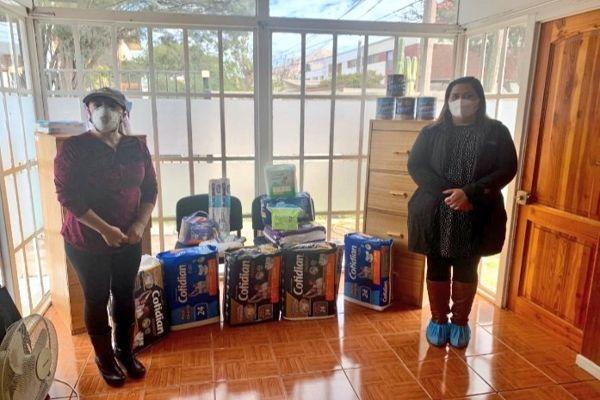 Familias de personas con discapacidad de Copiapó recibirán importante ayuda para su cuidado y bienestar