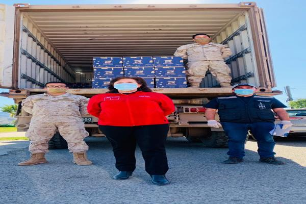Se da el vamos a la segunda entrega del plan Alimentos para Chile en la provincia del Huasco.
