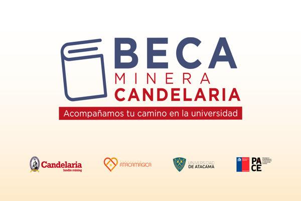 Programa Beca Minera Candelaria continúa entregando beneficios a 112 estudiantes de Tierra Amarilla, Caldera y Copiapó.