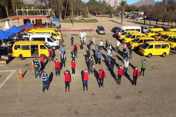 """Se da inicio a segunda entrega de canastas de """"Alimentos para Chile"""" en la Provincia de Copiapó"""