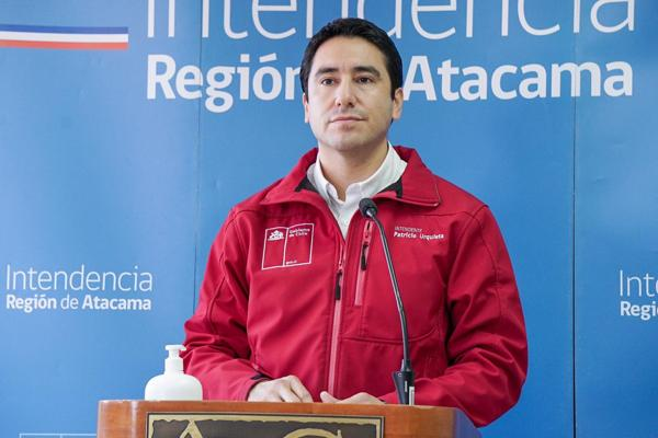 Intendente detalla permisos interregionales: No servirán para traspasar cordones sanitarios.