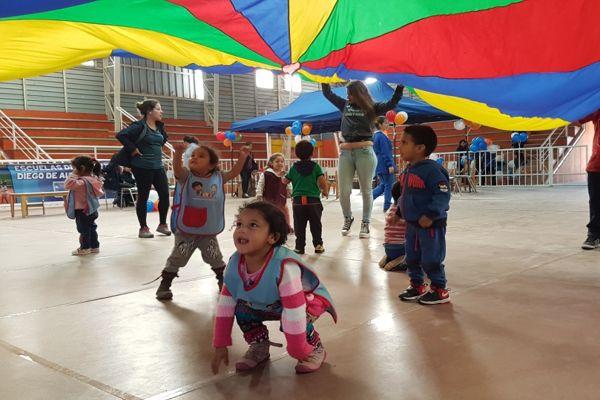"""Jardín Infantil """"Blanca Nieves"""" de Diego de Almagro fue seleccionado como el primer """"Centro de Referencia para la Innovación Pedagógica"""" en la Región."""