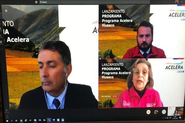 Se da inicio a Programa Acelera Huasco que busca generar desarrollo y crecimiento.