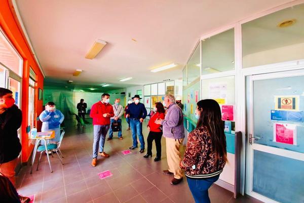 Asignan recursos para fortalecer la atención de la salud primaria en la provincia del Huasco.