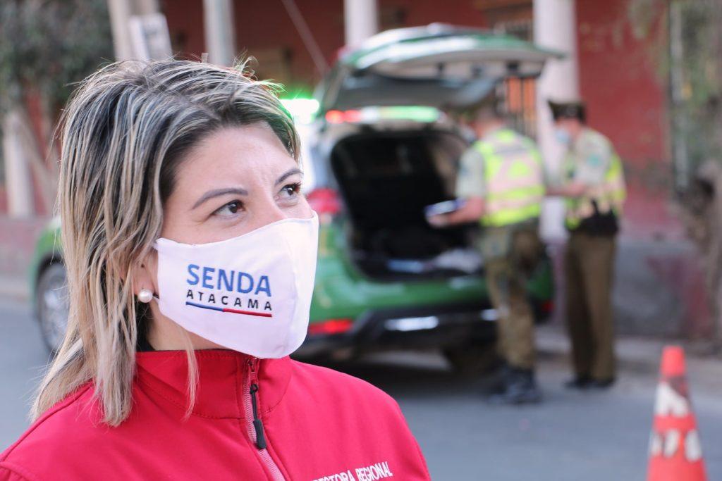 SENDA Atacama: 2,8% de los controles Alcotest dieron positivo en Fiestas Patrias.
