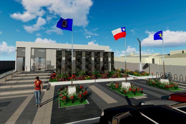 Municipalidad de Caldera y Minera Candelaria iniciaron construcción de centro de diálisis comunal.