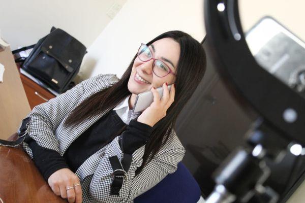 Vocera regional valoró campaña de educación cívica sobre el Plebiscito para personas con discapacidad intelectual