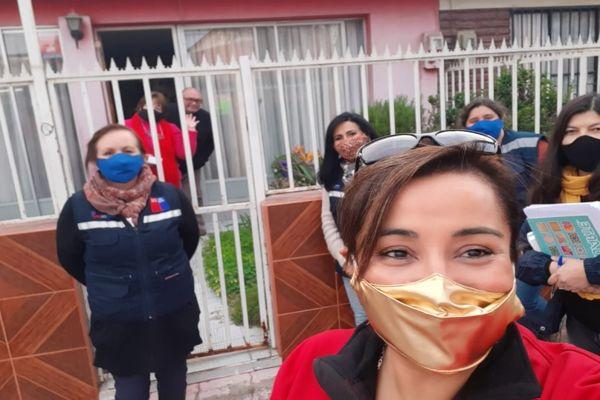 Directora regional Johanna Fernández llama a mujeres de pueblos originarios a trabajar con Prodemu Atacama.