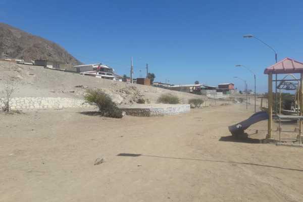 Se abre licitación para proyecto de conservación y reposición de la Plaza Cerro Corazón.