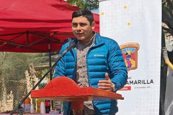 Tierra Amarilla: Concejal Boris Pérez fue detenido por investigación al municipio.