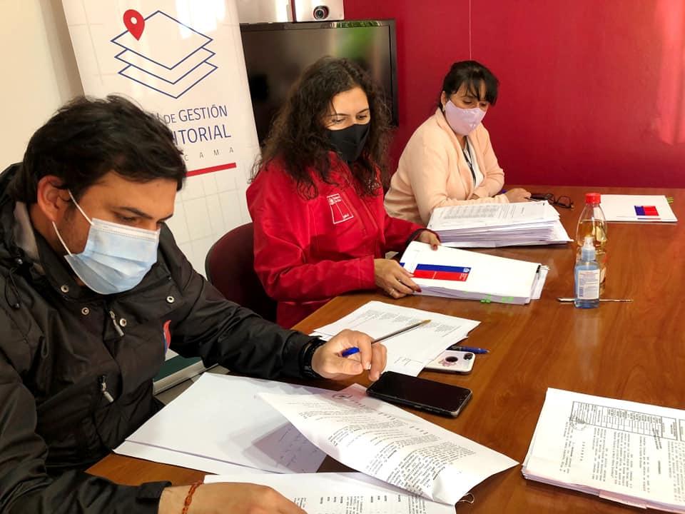 BAHÍA INGLESA: Licitación pública de 5 terrenos fiscales aledaños a Bahía Inglesa obtuvo un total de 27 ofertas de compra en plena pandemia.
