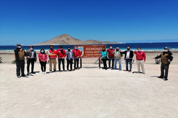CHAÑARAL: Realizan reapertura del Parque Nacional Pan de Azúcar
