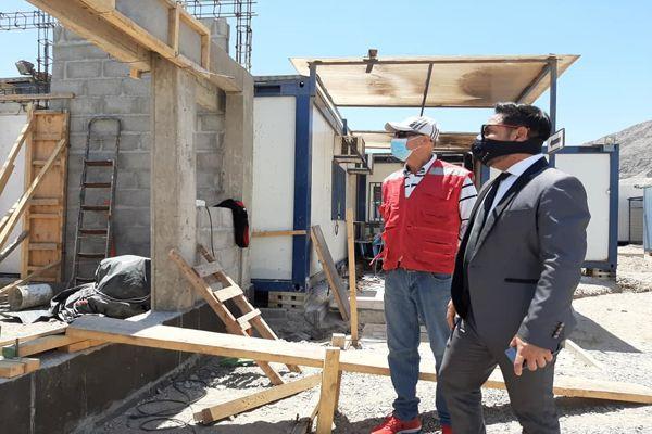 Obras de centro de diálisis en Chañaral muestran un 60% de avance