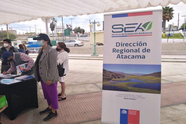 SEA Atacama realiza consulta ciudadana sobre proyecto de minera candelaria