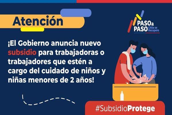 Seremi (s) del Trabajo valora anuncio de subsidio Protege