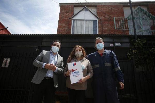 Bienes Nacionales de Atacama otorgó 35 títulos de dominio a domicilio durante el 2020