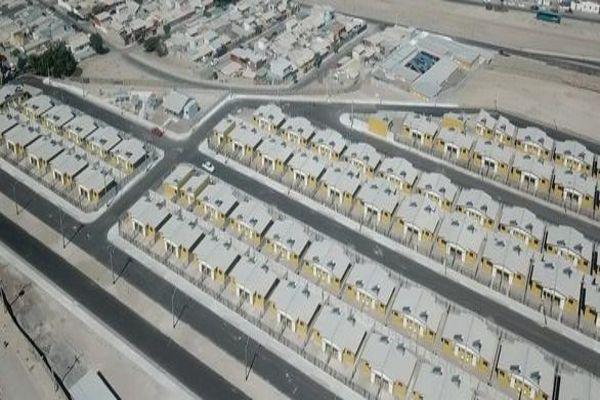 CALDERA: Nueva Atacama realiza conexión de conjunto habitacional en Caldera