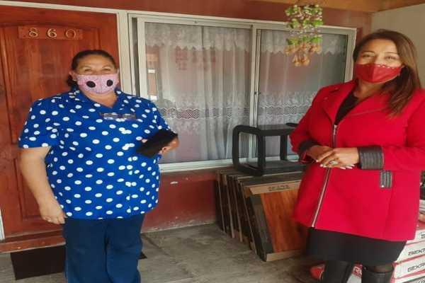 PRODEMU cambia vida de 20 mujeres en Copiapó