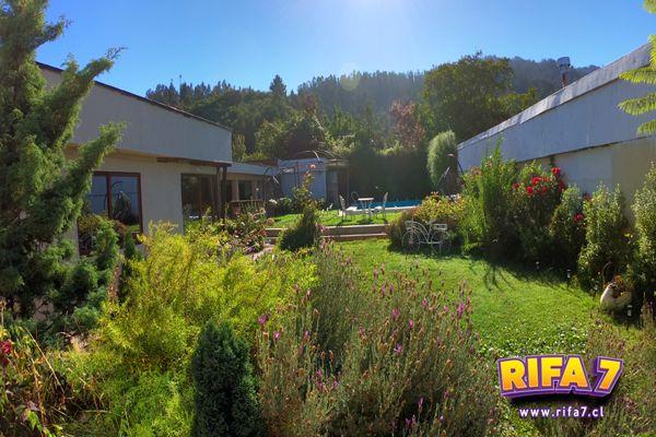 Emprendedores de la ciudad de Chiguayante, Concepción, rifan su Casa y 3 automóviles